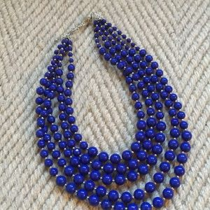 Jewelry - 5 layer beaded necklace